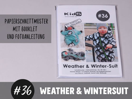 Papierschnitt Weather & WinterSuit Kid5